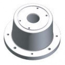 Фланец электродвигателя для подсоединения съёмных фланцев FR1 - FP5 - FP6 BMC / MP FILTRI